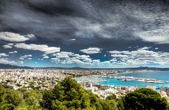 Port of  Mallorca Stock Photos