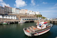 Port of Malpica Stock Images