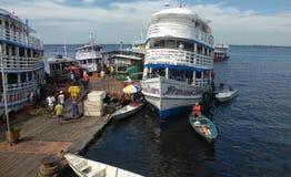 Manaus Port Stock Image
