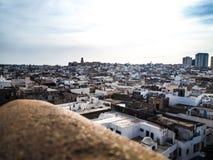 Port maritime de Sousse image stock