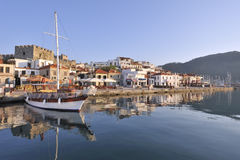 The port of Marmaris Stock Photography