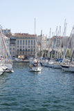 port, Marseille, Francja Obrazy Royalty Free
