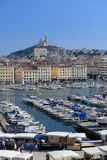 Port of Marseille Royalty Free Stock Image
