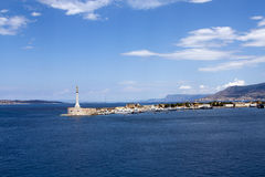 Port of messina Stock Image