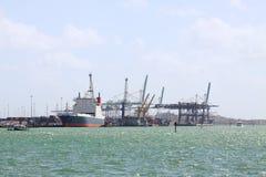 Port of Miami Stock Photos