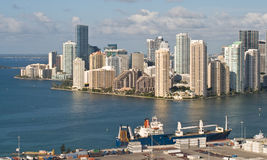 Port of Miami Stock Photos