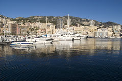 Port of Monaco Royalty Free Stock Photos