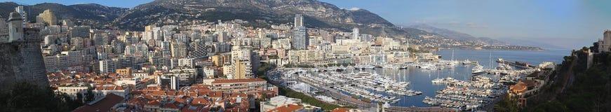 Port of Monaco Royalty Free Stock Image