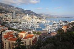 Port of Monaco Stock Photography