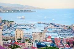 Port of Monako Royalty Free Stock Image