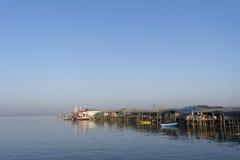 Port Morski Obrazy Stock