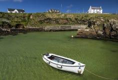 Port Ness plaża, wyspa Lewis, Zewnętrzny Hebrides, Szkocja, Unitka królestwo Fotografia Royalty Free