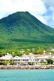 port nevis Image libre de droits