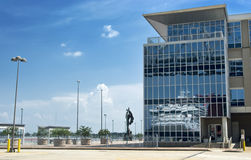 Port of New Orleans Facility Royalty Free Stock Image