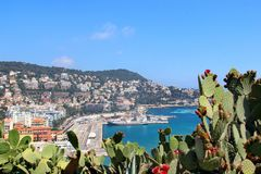 Port of Nice, France. Port of Nice, Cote d`Azur, France Royalty Free Stock Photos