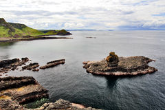 Port Noffer and Giants Causeway Royalty Free Stock Photography