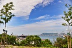 Port Novorossiysk Royalty Free Stock Image