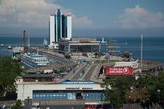 Port of Odessa Stock Image