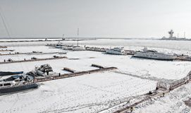 Port of Odessa Stock Photography