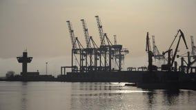 Port Odessa Miasto przemysł zbiory wideo