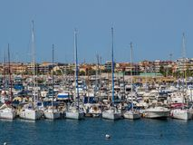 Free Port Of Alghero Royalty Free Stock Photos - 78707758