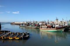 Port Of Essaouira Royalty Free Stock Photos