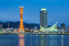 Free Port Of Kobe , Japan Royalty Free Stock Image - 42411916