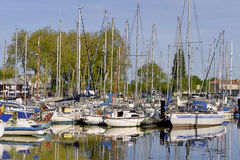 Free Port Of Rochefort In France Stock Image - 90478331