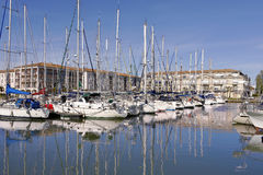 Free Port Of Rochefort In France Royalty Free Stock Images - 90478369