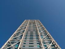 Port olimpic barcelona. Modern building at Olimpic port in Barcelona, Spain Stock Photo