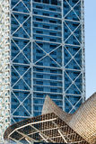 Port Olympic, Barcelona. Royalty Free Stock Photo