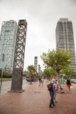 Port Olympic, Barcelona, Spain Royalty Free Stock Photos