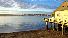 Port Orchard, WA Royalty Free Stock Images