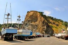 Port Orford Photo libre de droits