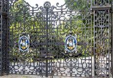 Port på offentliga trädgårdar Royaltyfri Foto