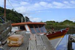 Port pauvre Photo libre de droits