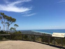 Free Port Phillip Bay From Seawinds Garden Royalty Free Stock Photo - 65160185