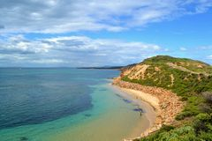 Point Nepean National Park royalty free stock images