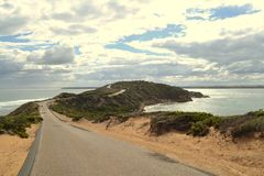 Point Nepean National Park Royalty Free Stock Photo