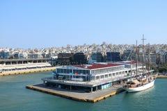 Port of Piraeus Royalty Free Stock Images