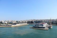 Port of Piraeus Royalty Free Stock Image