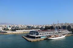 Port of Piraeus Stock Photography