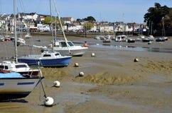 Port Pornic w Francja Zdjęcie Royalty Free