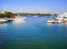 Port Porto Cervo Photo stock