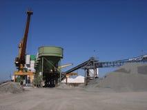port przemysłowe Zdjęcie Royalty Free