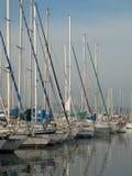 Port Punta ałuny obrazy royalty free