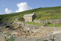 Port quin Stock Photography