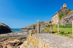 Port Quin Cornwall England Royalty Free Stock Images