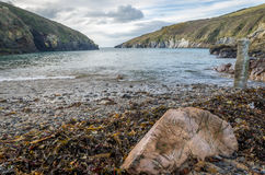 Port Quin in Cornwall England uk Stock Photo