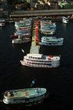 Port régional de métier de Manaus Image stock